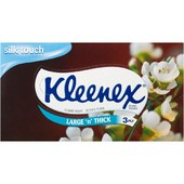 Kleenex Tissue Large 'N Thick 3ply 95 Packs
